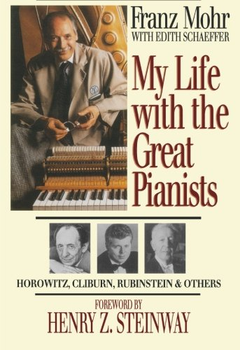 9780801057106: My Life with the Great Pianists