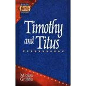 9780801057335: Timothy and Titus (Baker Bible Guides)