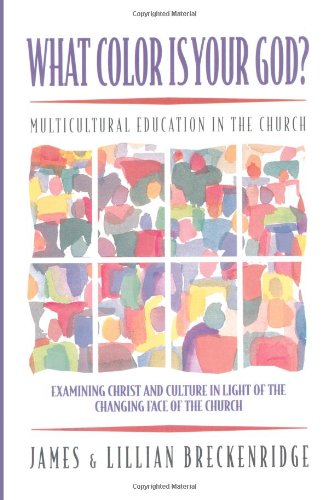 9780801057458: What Color Is Your God?: Multicultural Education in the Church (Bridgepoint Books)