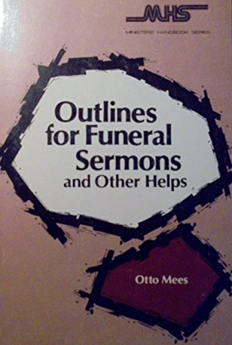funeral sermons outlines - AbeBooks