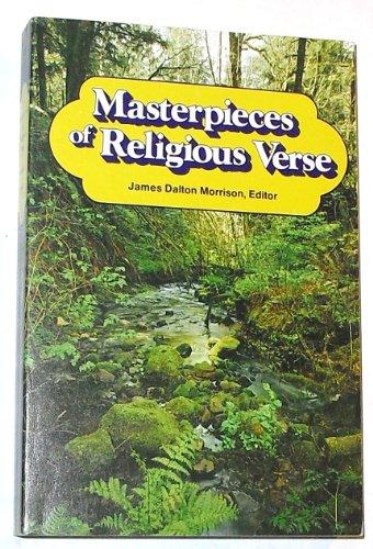 9780801060380: Masterpieces of Religious Verse