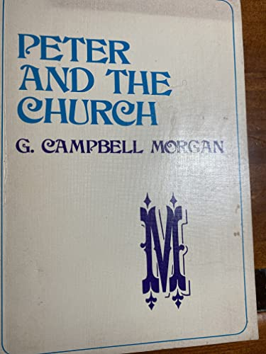 9780801060571: Peter and the church
