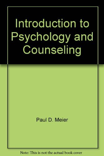 9780801061288: Introduction to psychology and counseling: Christian perspectives and applications