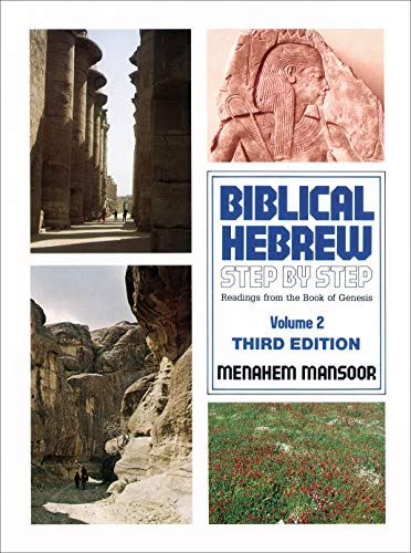 9780801061516: Biblical Hebrew Step by Step, Volume 2: Readings from the Book of Genesis