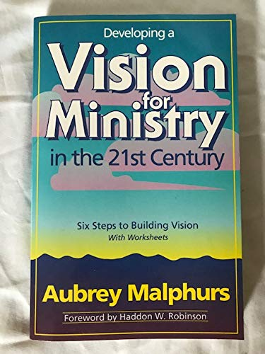 9780801062865: Developing a Vision for Ministry in the 21st Century