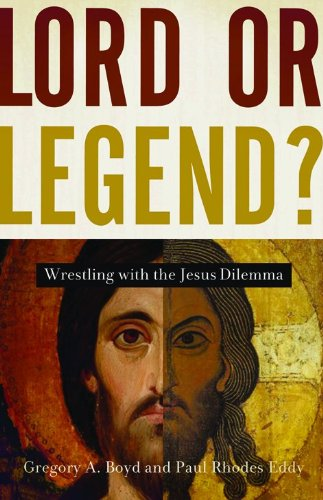 9780801065057: Lord or Legend?: Wrestling with the Jesus Dilemma