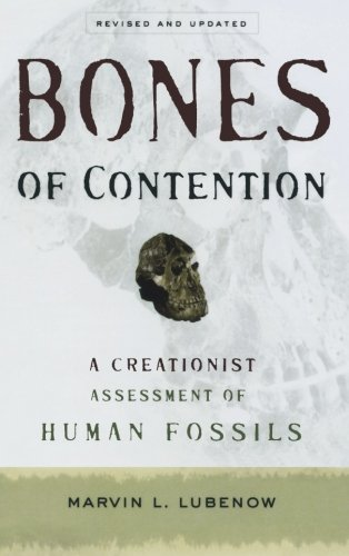 9780801065231: Bones of Contention: A Creationist Assessment of Human Fossils
