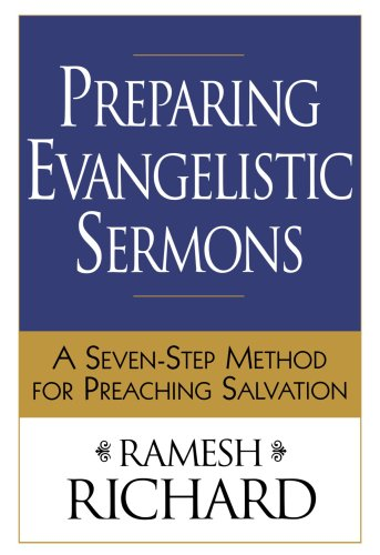 9780801065743: Preparing Evangelistic Sermons: A Seven-step Method for Preaching Salvation