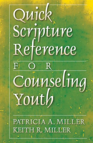 9780801066085: Quick Scripture Reference for Counseling Youth