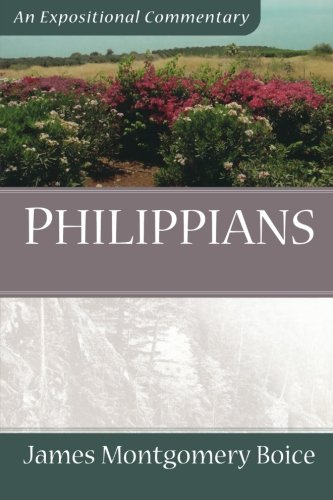 9780801066450: Philippians (Expositional Commentary)
