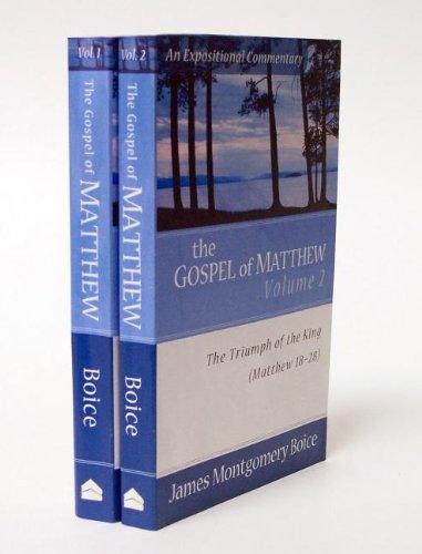 9780801066597: The Gospel of Matthew