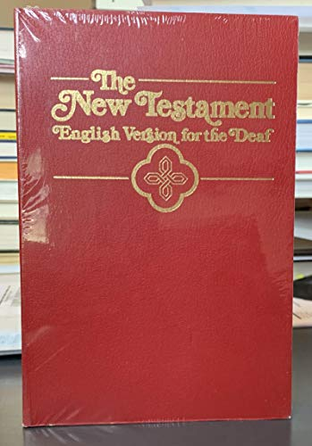 9780801067259: New Testament English Version for the Deaf