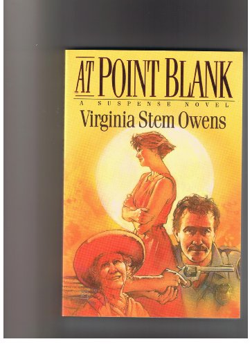 9780801067525: At Point Blank: A Suspense Novel