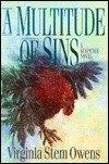 9780801067563: A Multitude of Sins: A Suspense Novel