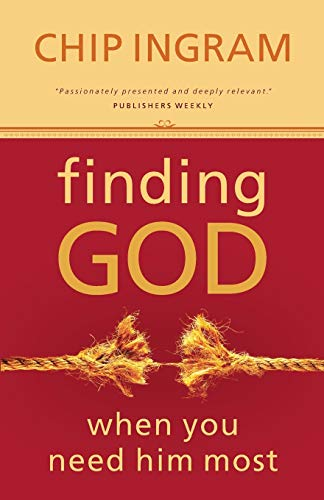9780801068126: Finding God When You Need Him Most