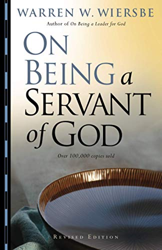 9780801068195: On Being a Servant of God