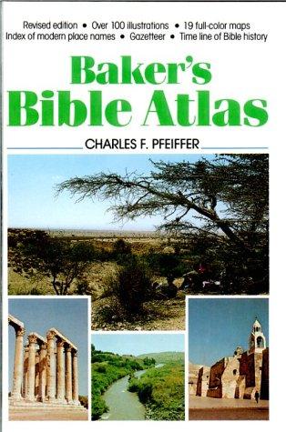 9780801069307: Baker's Bible Atlas