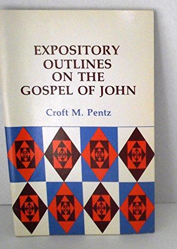 9780801069604: Expository Outlines on the Gospel of John (Dollar Sermon Library)