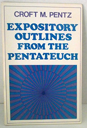 9780801070013: Expository outlines from the Pentateuch (Dollar sermon library)