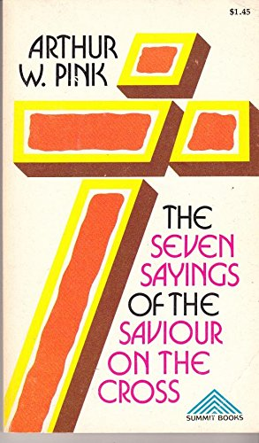 9780801070150: Seven Sayings of the Saviour on the Cross