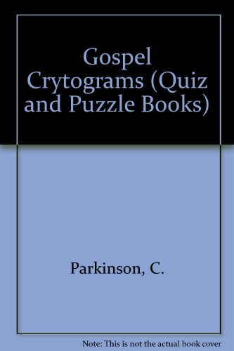 9780801071270: Gospel Cryptograms (Quiz and Puzzle Books)