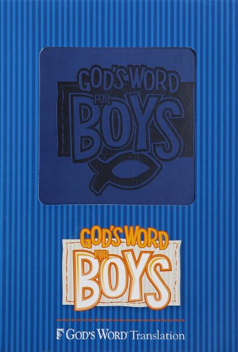9780801072543: GOD'S WORD for Boys Blue Duravella
