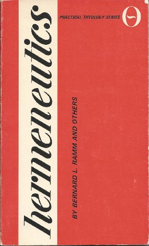 9780801076053: Hermeneutics, (Practical theology series)