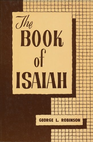 9780801076091: The Book of Isaiah