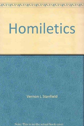 9780801079504: Homiletics (Practical theology series)