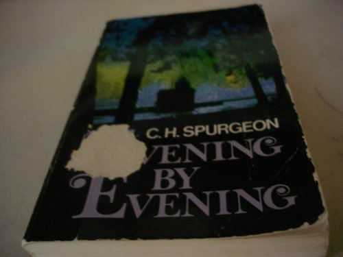 9780801080685: Evening by Evening