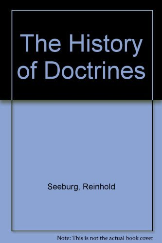 9780801081064: Text-book of the history of doctrines (Twin brooks series)