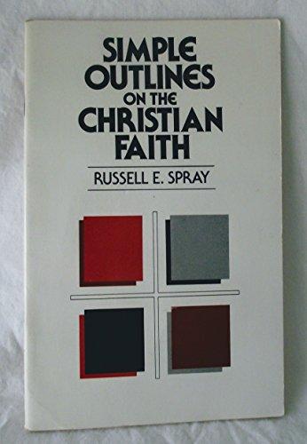 9780801081200: Simple outlines on the Christian faith