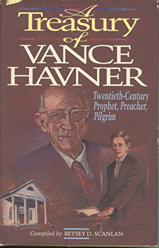 The Treasury of Vance Havner (0801082854) by Vance Havner