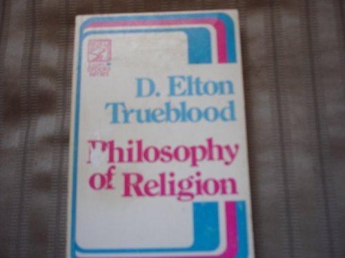 9780801088131: Philosophy of Religion