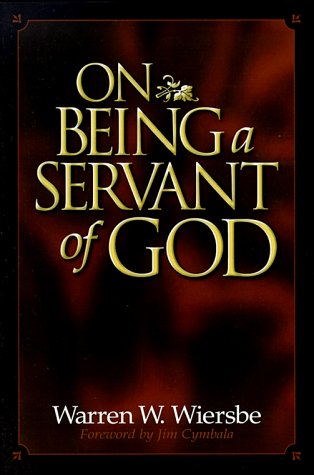 9780801090868: On Being a Servant of God