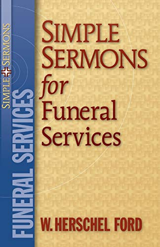 9780801091223: Simple Sermons for Funeral Services
