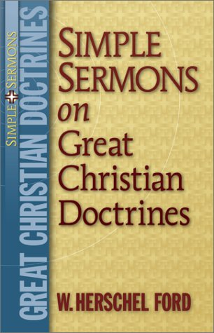 9780801091247: Simple Sermons on Great Christian Doctrines