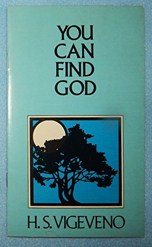 You can find God (Christian counseling aids) (0801092744) by Vigeveno, H. S