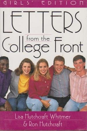 Letters from the College Front: Lisa Hutchcraft-Whitmer