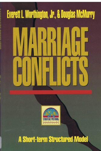 9780801097232: Marriage Conflicts: Resources for Strategic Pastoral Counseling