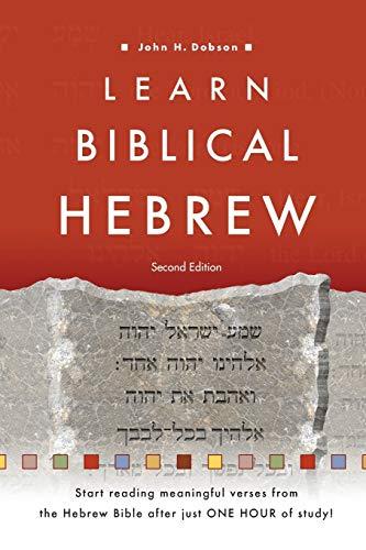 9780801097423: Learn Biblical Hebrew