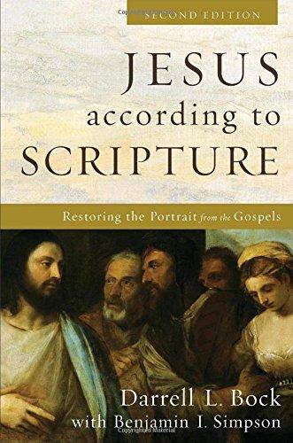 9780801098086: Jesus according to Scripture: Restoring the Portrait from the Gospels