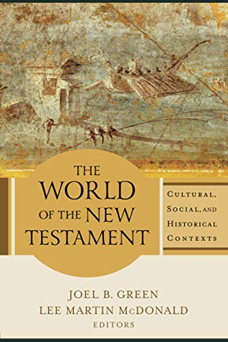 9780801098611: The World of the New Testament