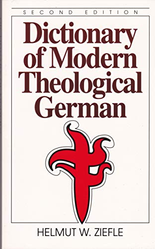 9780801099359: Dictionary of Modern Theological German