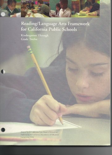 9780801114625: Reading/Language Arts Framework for California Public Schools K-12
