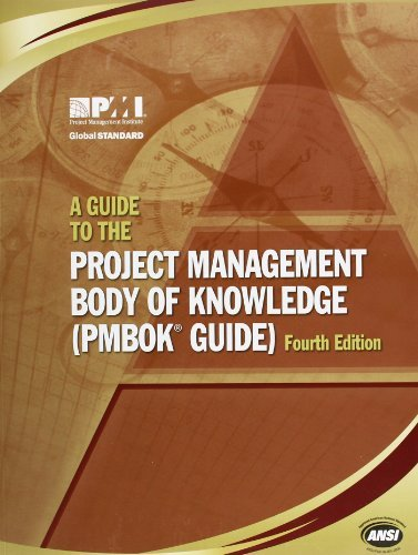 9780801122705: A Guide to the Project Management Body of Knowledge PMBOK [4th Edition] (CD-ROM)