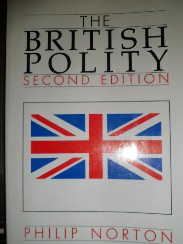 9780801301230: The British Polity
