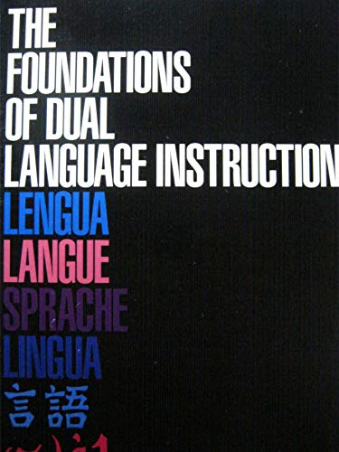 9780801301315: The Foundations of Dual Language Instruction