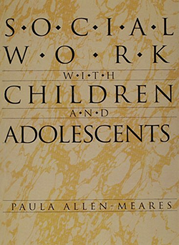 9780801302114: Social Work with Children and Adolescents