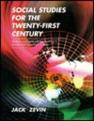 9780801302312: Social Studies for the Twenty-First Century: Methods and Materials for Teaching in Middle and Secondary Schools